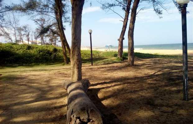 Praia de Interlagos