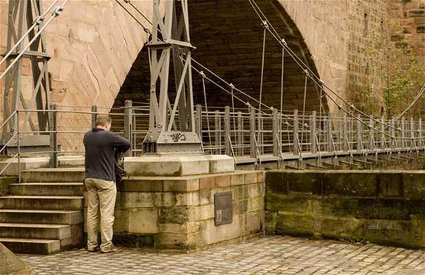 Puente Kettensteg