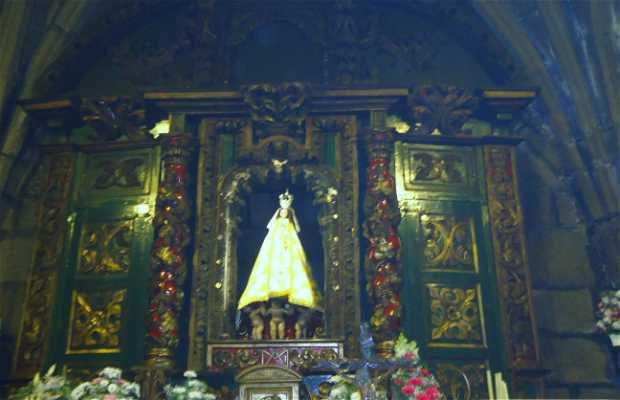 Ermita de Chamorro o de Nuestra Señora del Nordes