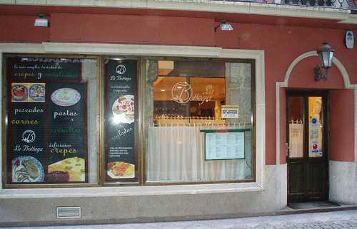 Le restaurant La Bottega