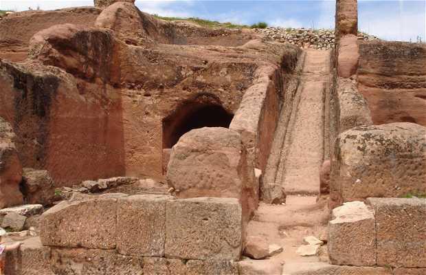Resultado de imagen de ruinas termancia soria