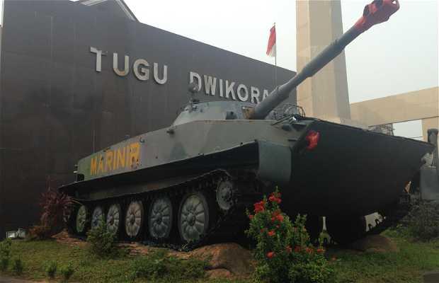 Tugu Dwikora Nunukan