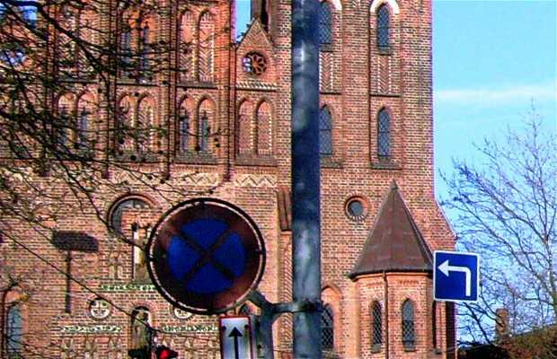 St Alban church