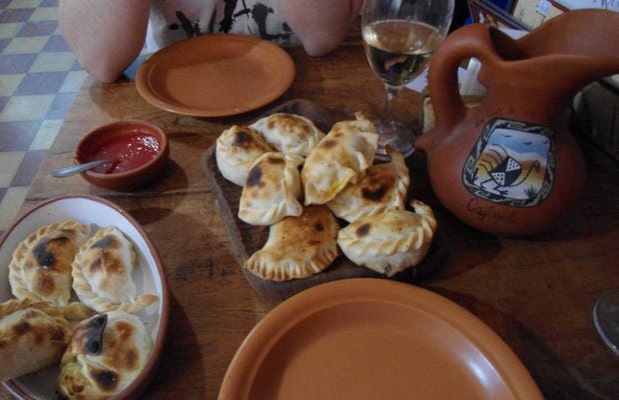 Restaurant La casa de los empanadas
