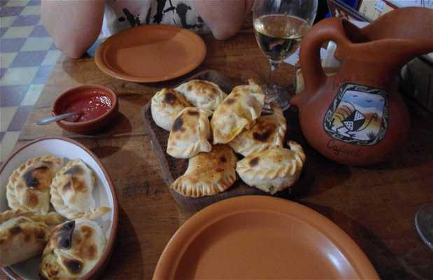 Restaurante La casa de los empanadas