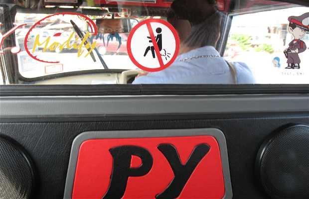 Ayutthaya-Lopburi (Trayecto en tuk tuk)