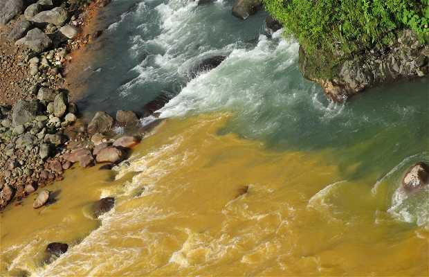 Río Limpio Río Sucio