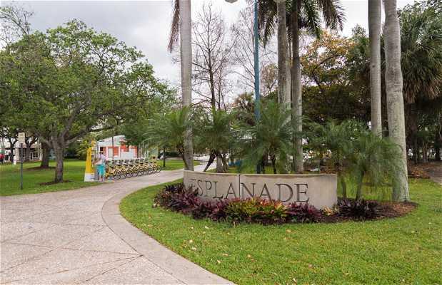 Esplanade Park - Fort Lauderdale