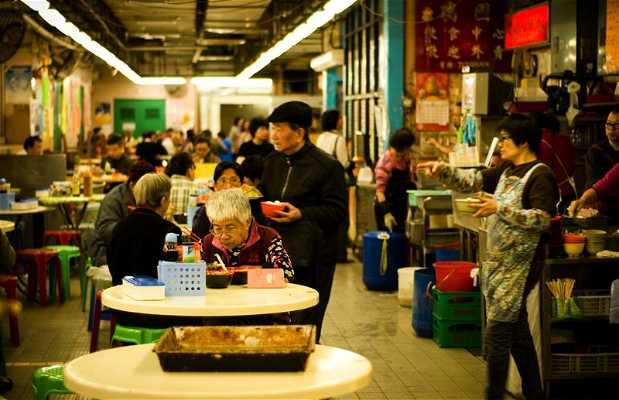 Mercado To Kwa Wan