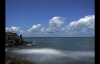 Spiaggia Muñecos in Messico