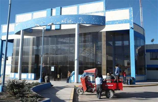 Estación de autobús de Juliaca