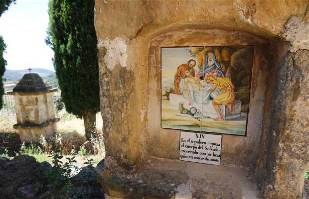 El Calvario y San Cristofol