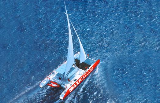 Barco MAXICAT-catamaran