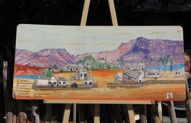 La Casa de Albert Namatjira