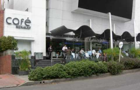 Cafe Renault