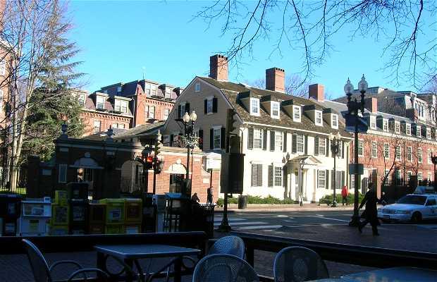 Harvard Square a Cambridge