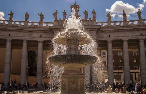La Plaza de San Pedro