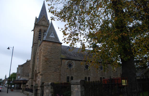Iglesia de Bonnygate