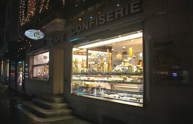 Backerei Cafe Confiserie