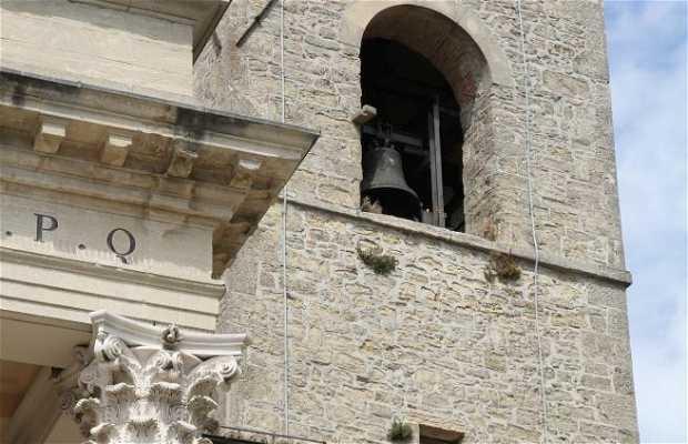 San Pietro Iglesia