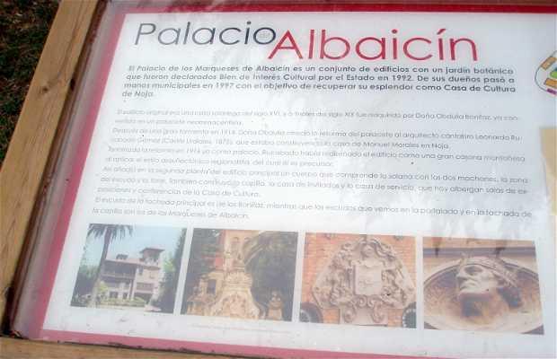Palacio de los Marqueses de Albaicín