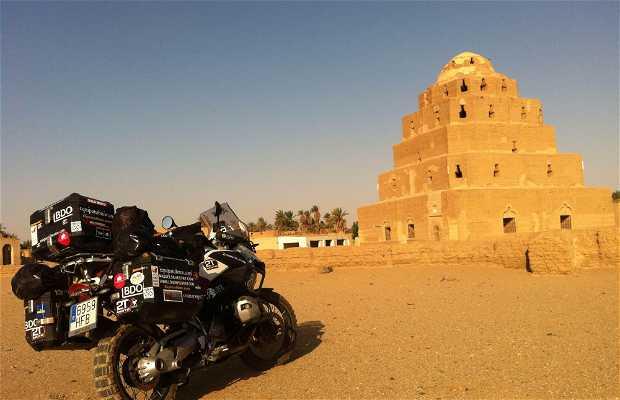 Tumba en Sudán