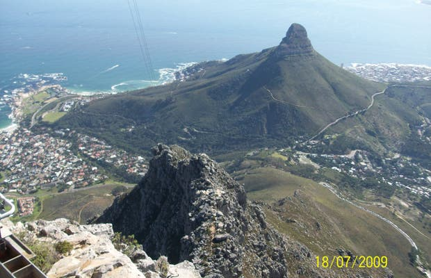 Montaña de la mesa - Table Mountain