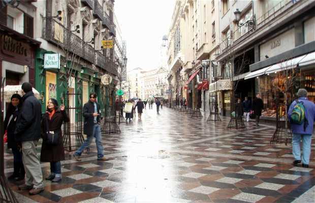 Arenal Street