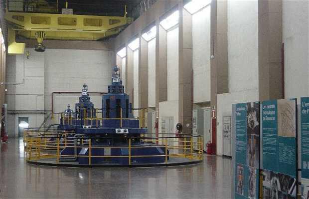 Visita guiada al Complejo Hidroeléctico de Tavascan