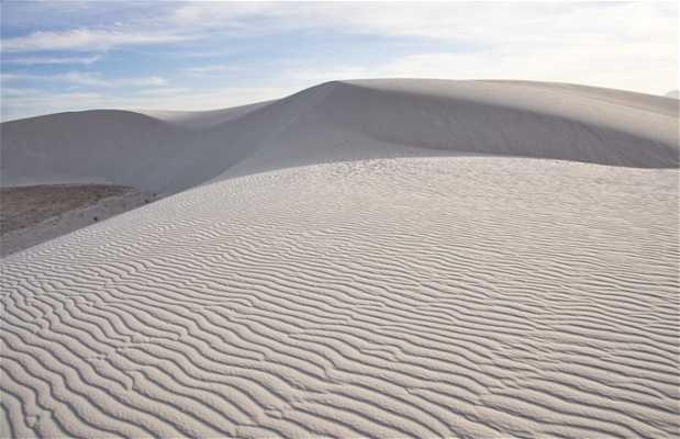 Monument National White Sands