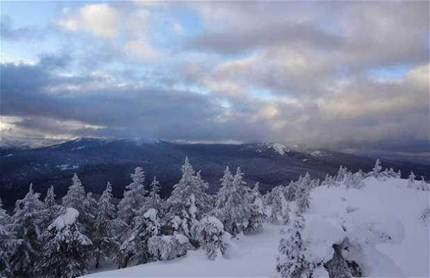Turner Mountain Ski Area