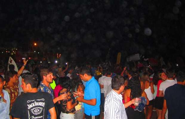 Fiestas de Montanita