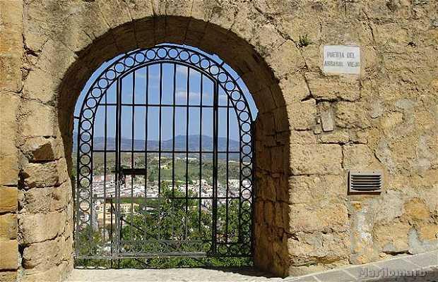 Puerta del Arrabal viejo