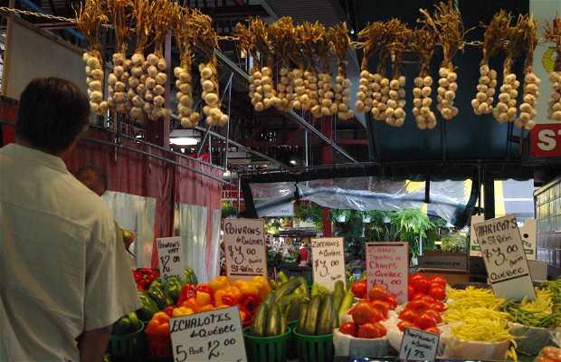 Le marché Jean Talon