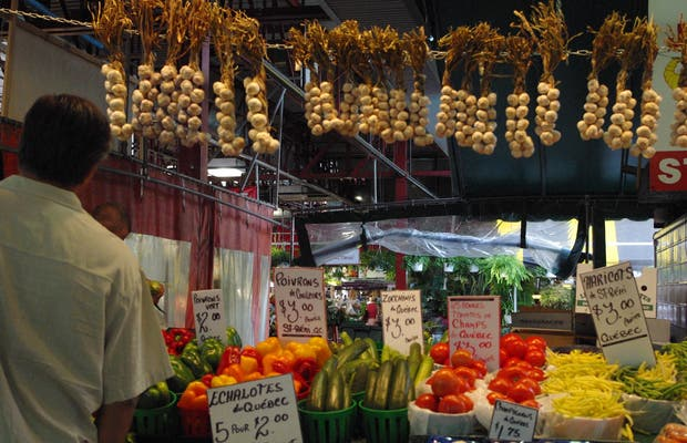 Mercado Jean-Talon