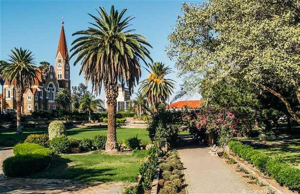 Jardins do Parlamento