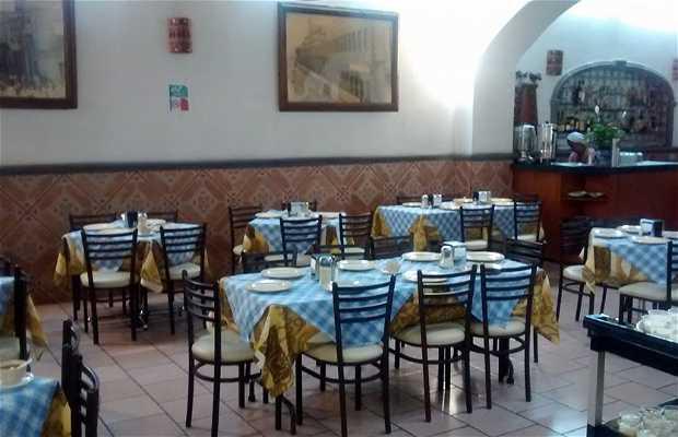 Restaurante El Antiguo Cazador