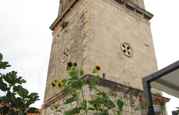 Jardines del monasterio de San Lawrence