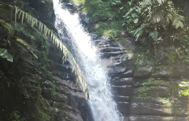 Cascada Santa Rita