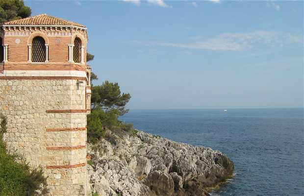 Punta de Roquebrune