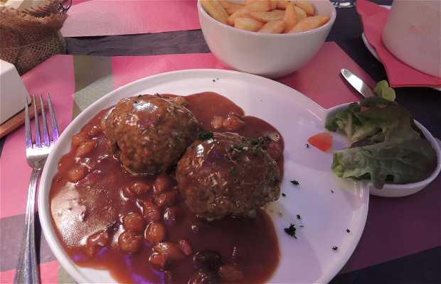 Le Pachis Restaurant Taverne