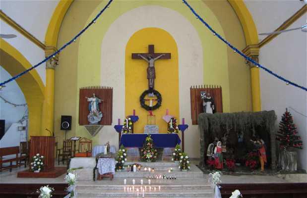 Iglesia de Palenque