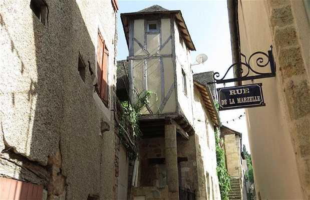 Rue de la Marzelle