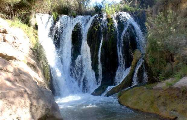 La cascade de Letur