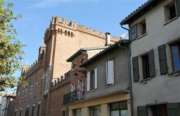 El hôtel de Rolland