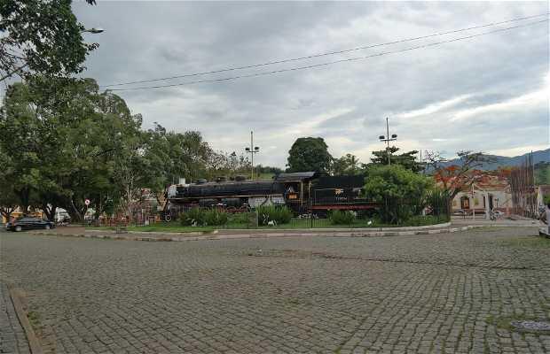 Praça Dona Domiciana