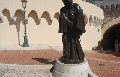 Statue de François Grimaldi