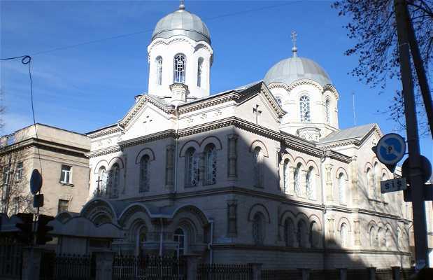 Catedral de la Transfiguracion