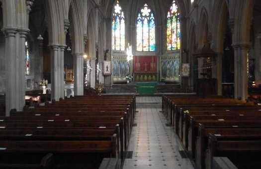 La Iglesia Anglicana