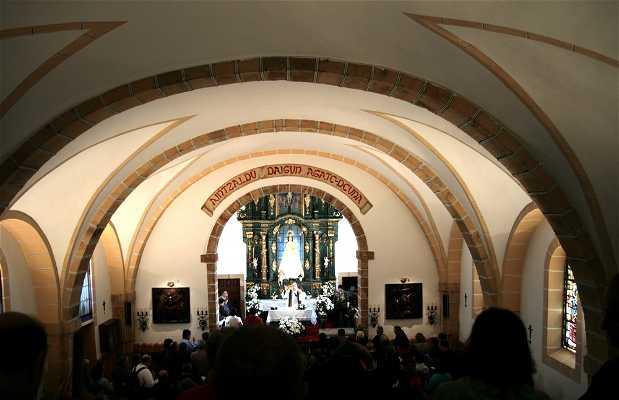 Santa Águeda Hermitage